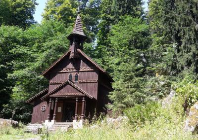Stožecká kaple