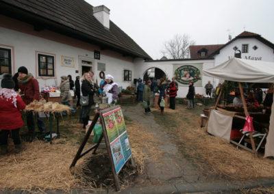 Památník-rodný dům Adalberta Stiftera v Horní Plané